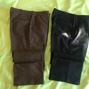 Jon Marc Pants - JON MARC Collection Wool Pants Bundle Sz 36